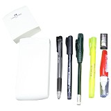 FABER-CASTELL Student Pack [119070] - Paket Alat Tulis